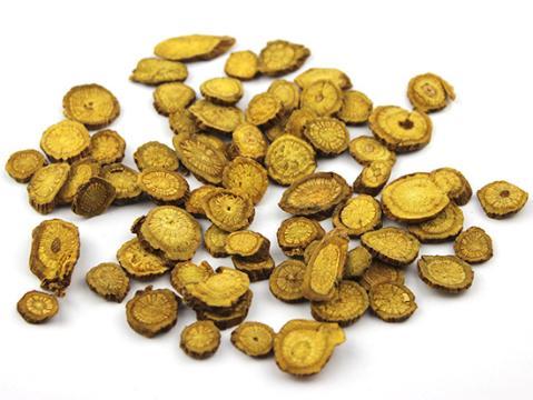 亳州市场黄芩需求好转 行情坚挺